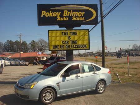 2008 Ford Focus  for Sale  - 6506  - Pokey Brimer