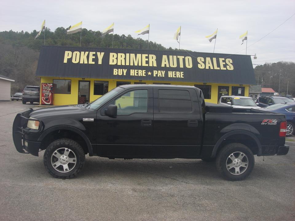 2004 Ford F-150  - Pokey Brimer