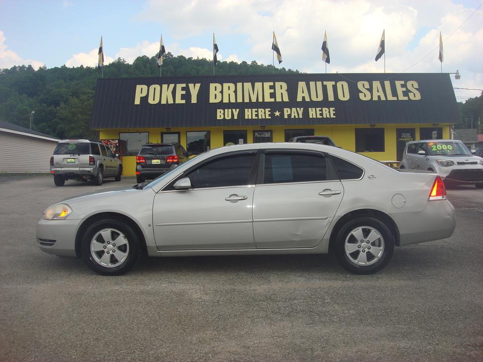 2007 Chevrolet Impala  - 6228  - Pokey Brimer