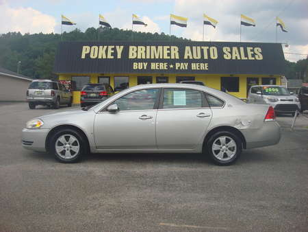 2008 Chevrolet Impala  for Sale  - 6165  - Pokey Brimer