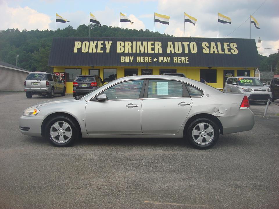 2008 Chevrolet Impala  - 6165  - Pokey Brimer