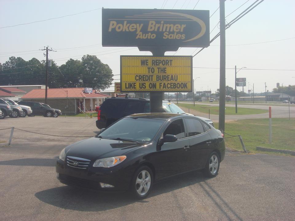 2010 Hyundai Elantra  - Pokey Brimer