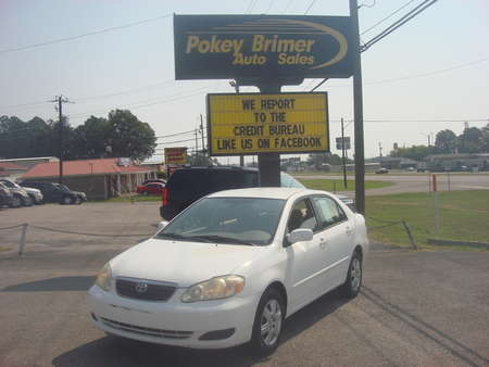 2006 Toyota Corolla  for Sale  - 7016  - Pokey Brimer