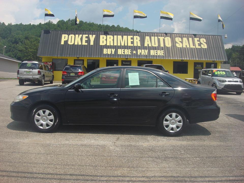2005 Toyota Camry  - 6979  - Pokey Brimer
