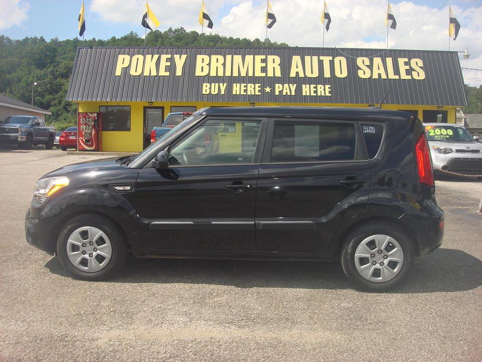 2012 Kia Soul  - Pokey Brimer