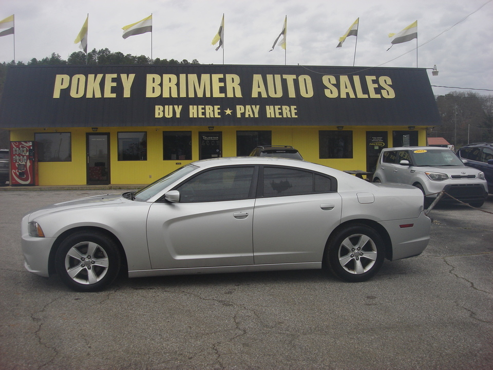 2012 Dodge Charger  - 7209  - Pokey Brimer