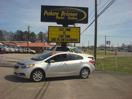 2014 Kia FORTE  for Sale  - 6861  - Pokey Brimer