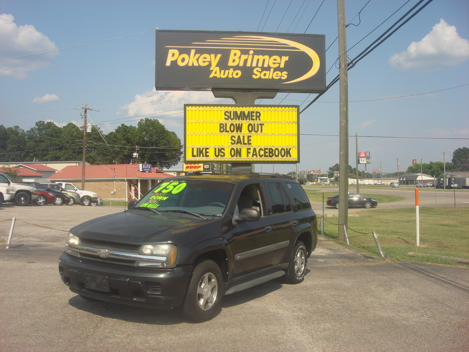 2004 Chevrolet TrailBlazer  - Pokey Brimer