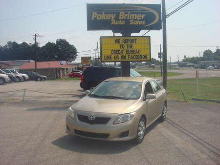 2010 Toyota Corolla  for Sale  - 7007  - Pokey Brimer