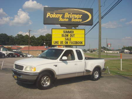 1998 Ford F-150  for Sale  - 6554  - Pokey Brimer
