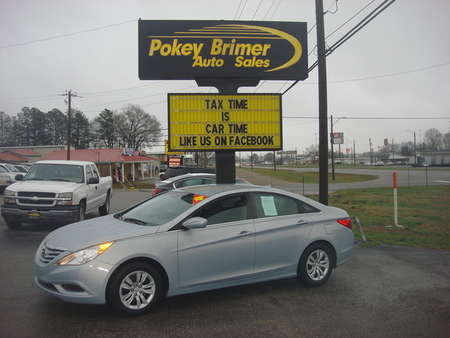 2012 Hyundai Sonata  for Sale  - 6836  - Pokey Brimer