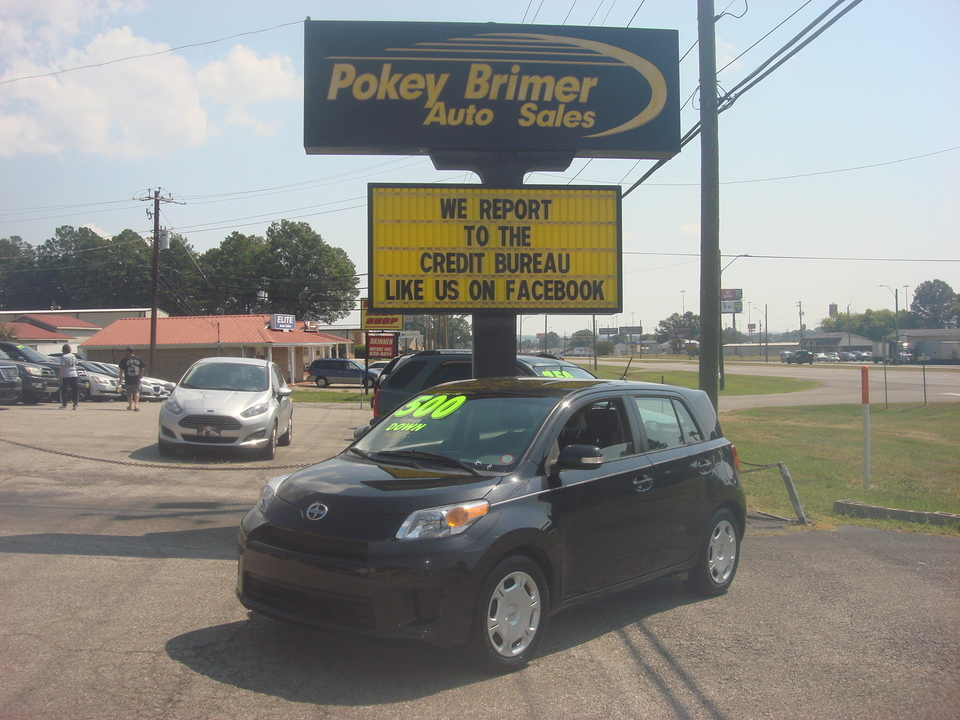2010 Scion xD  - Pokey Brimer