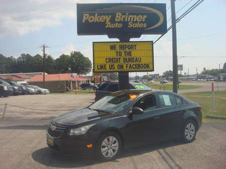 2013 Chevrolet Cruze  for Sale  - 6364  - Pokey Brimer