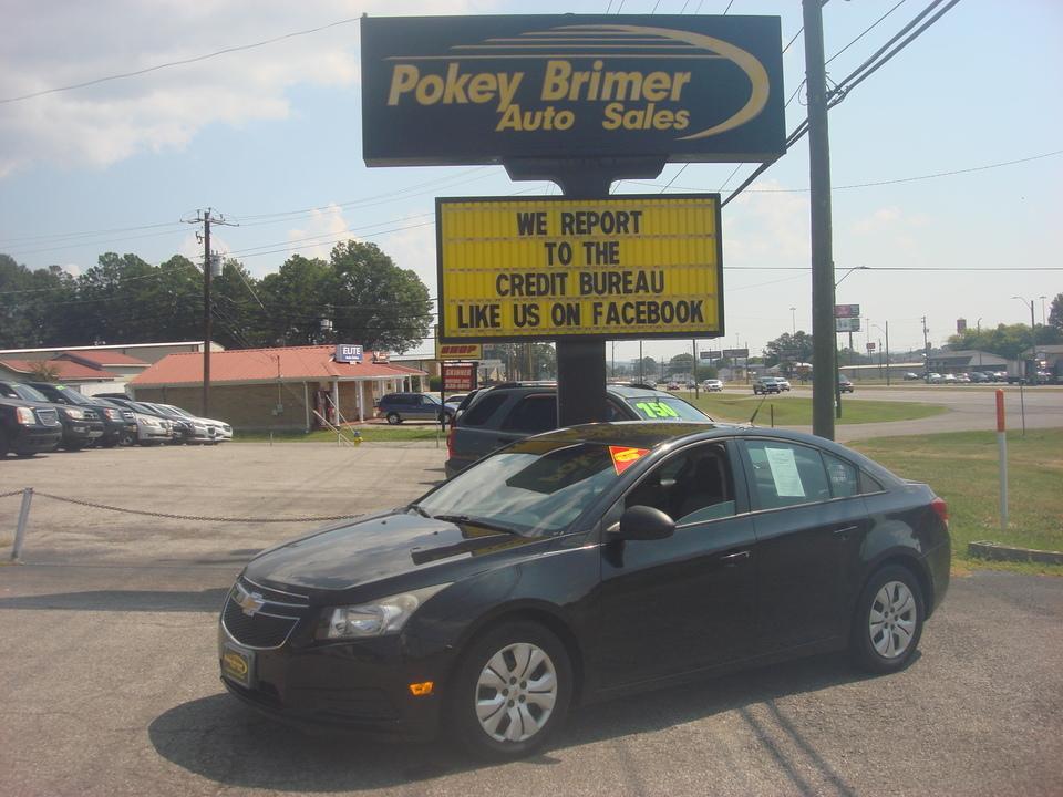 2013 Chevrolet Cruze  - Pokey Brimer