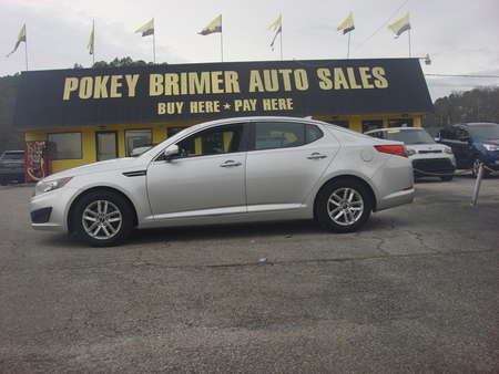 2011 Kia Optima  for Sale  - 7234  - Pokey Brimer