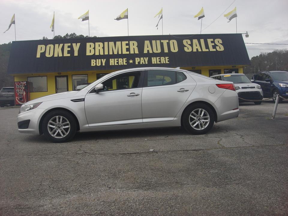 2011 Kia Optima  - Pokey Brimer