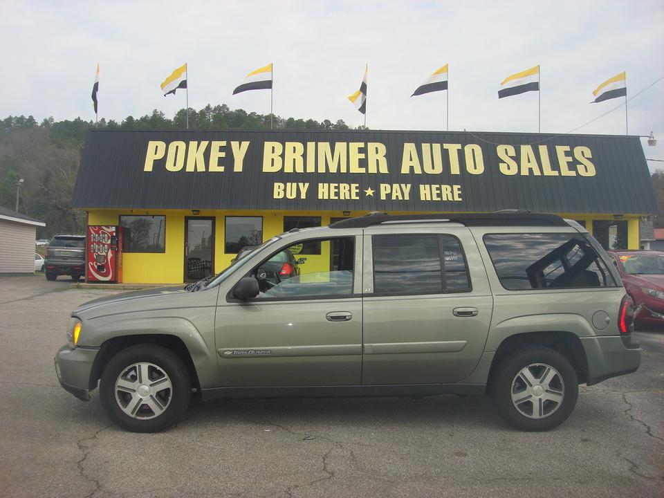 2004 Chevrolet TrailBlazer 3RD ROW SEATING  - 6890  - Pokey Brimer