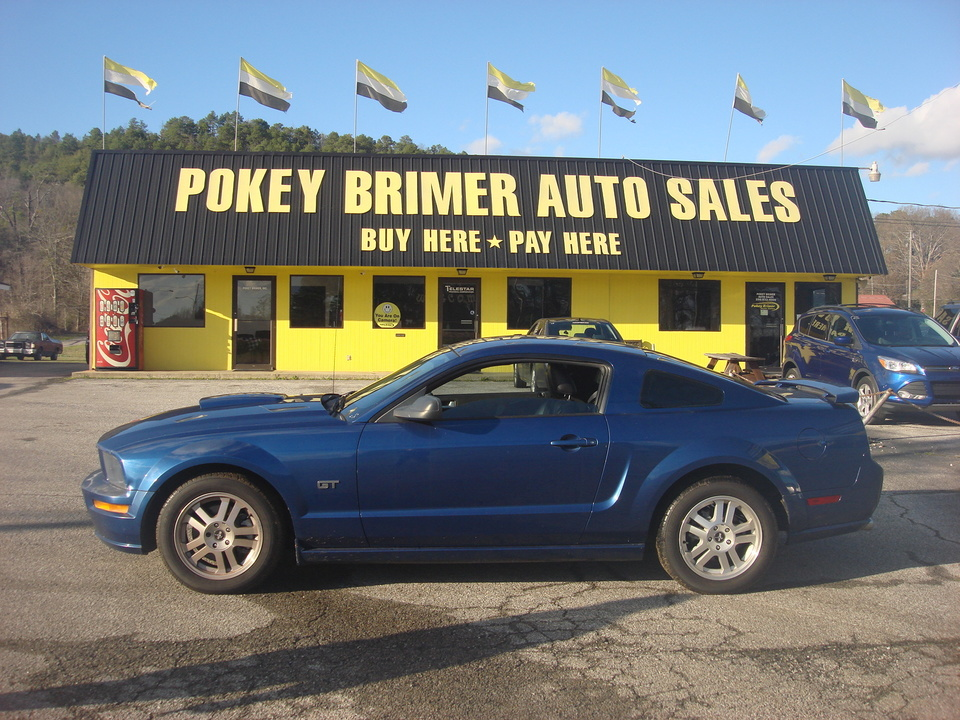 2008 Ford Mustang GT  - 6800RA  - Pokey Brimer