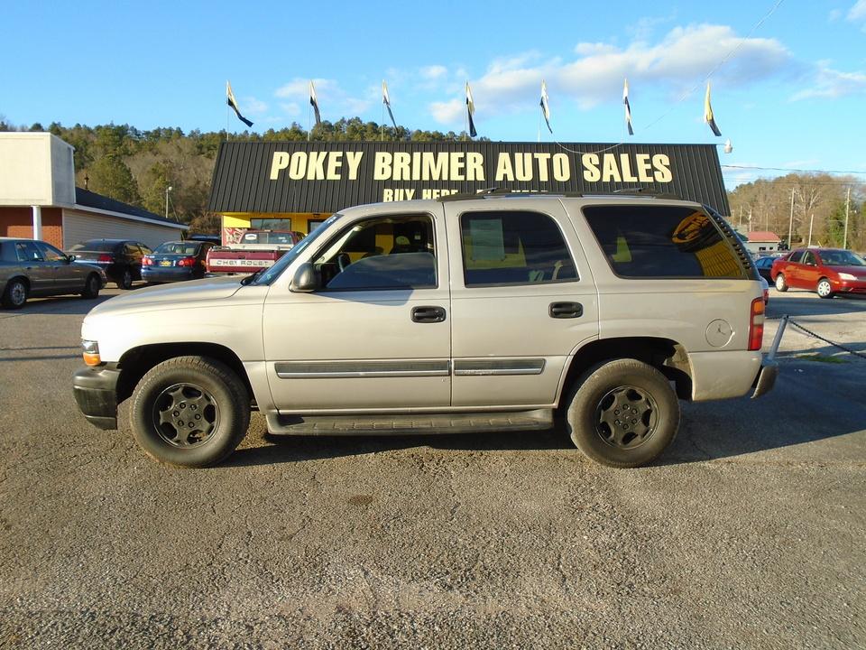 2004 Chevrolet Tahoe  - 6331  - Pokey Brimer
