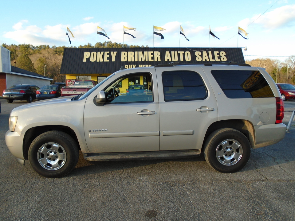 2007 Chevrolet Tahoe - 3RD ROW SEATING  - 7455  - Pokey Brimer