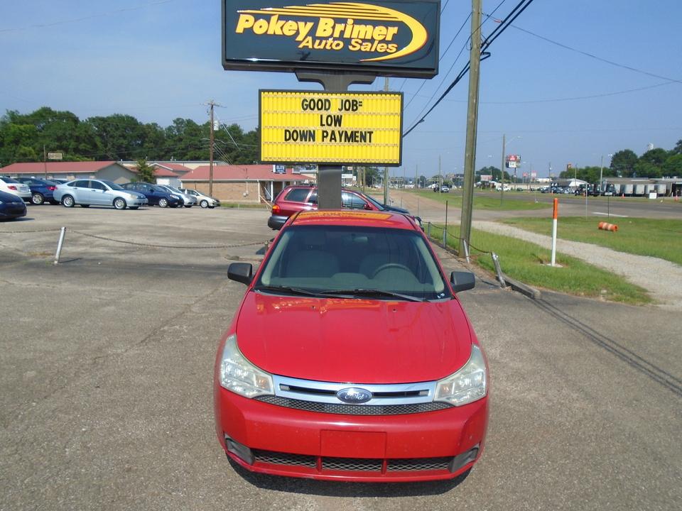 2008 Ford Focus  - 7527  - Pokey Brimer