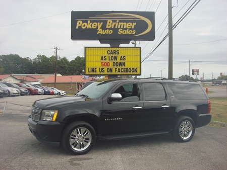 2008 Chevrolet Suburban  for Sale  - 6740RA  - Pokey Brimer
