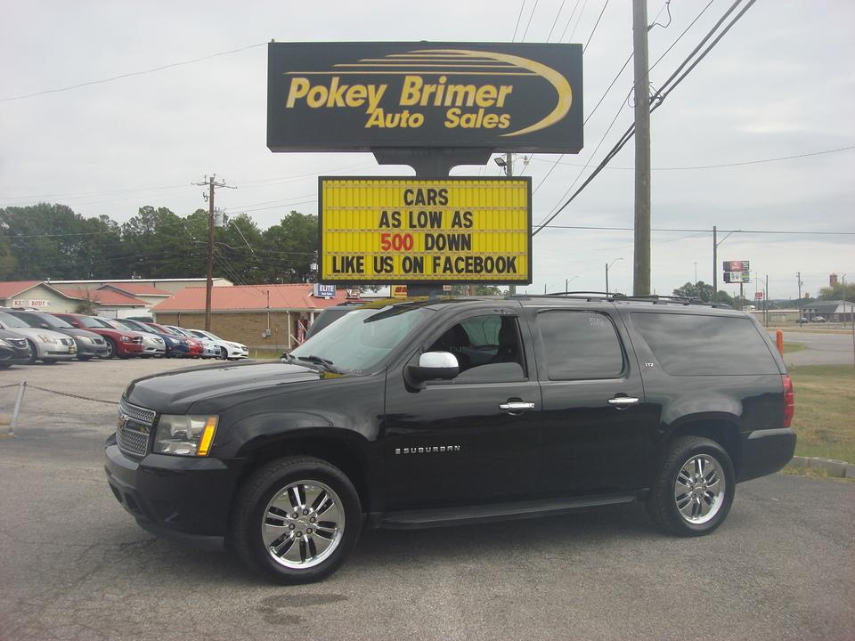 2008 Chevrolet Suburban  - Pokey Brimer