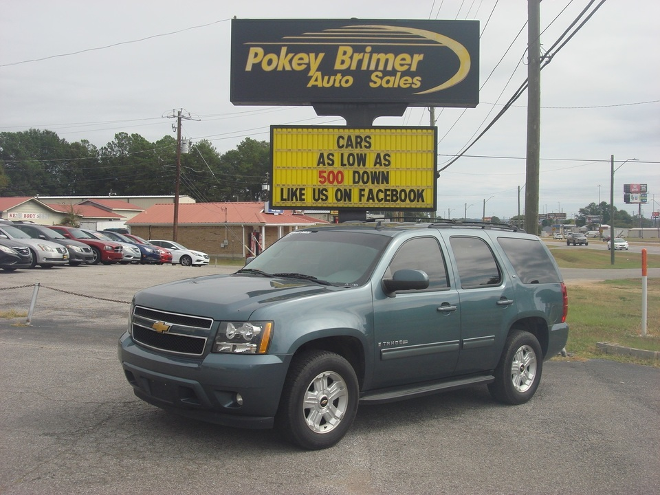 2009 Chevrolet Tahoe  - Pokey Brimer