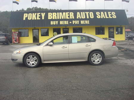 2011 Chevrolet Impala  for Sale  - 6702RA  - Pokey Brimer
