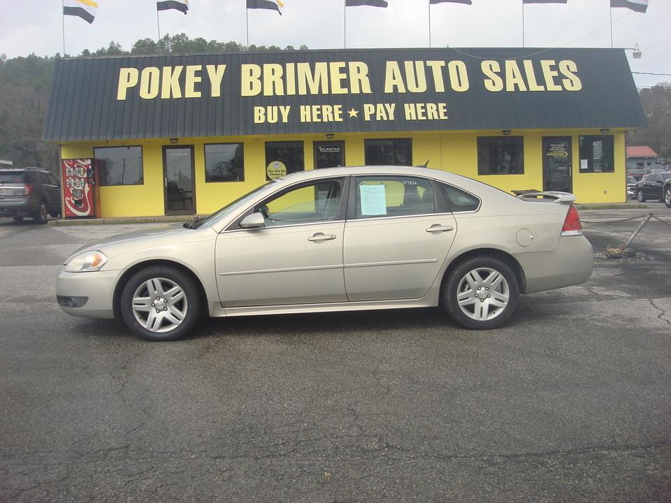 2011 Chevrolet Impala  - 6702RA  - Pokey Brimer