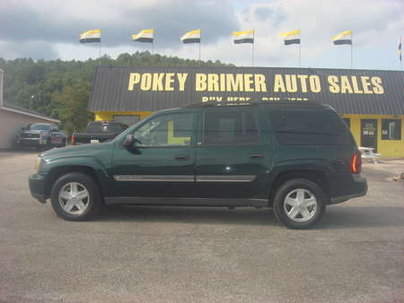 2002 Chevrolet TrailBlazer  for Sale  - 6599  - Pokey Brimer