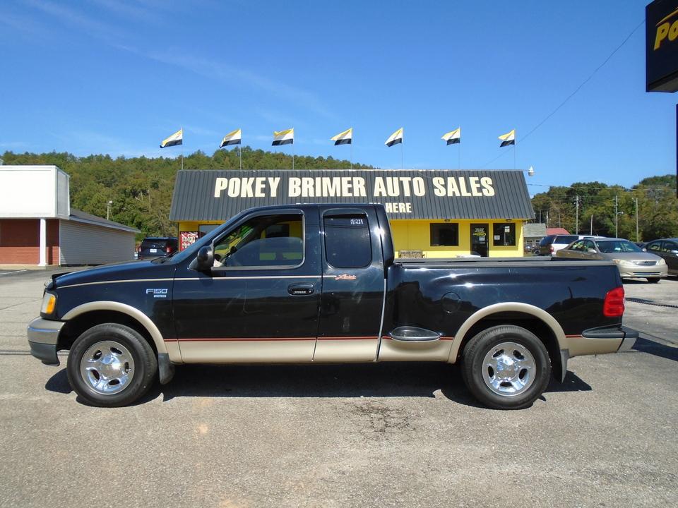2000 Ford F-150  - 7267  - Pokey Brimer