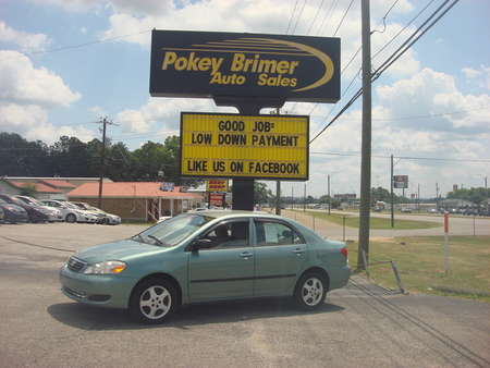 2006 Toyota Corolla  for Sale  - 6706  - Pokey Brimer