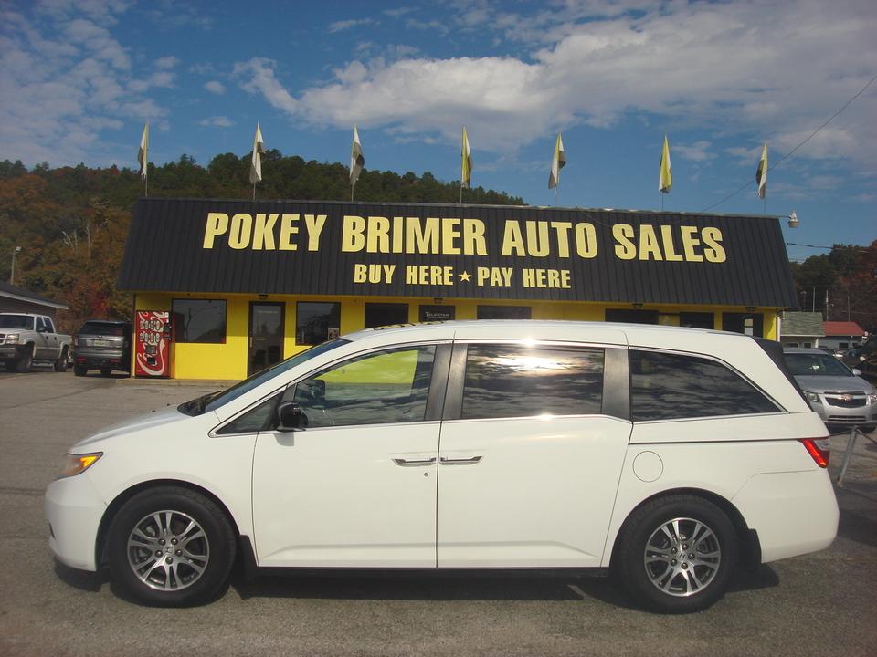 2011 Honda Odyssey  - Pokey Brimer
