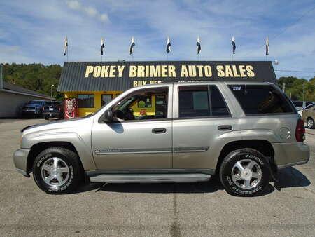 2002 Chevrolet TrailBlazer  for Sale  - 7118  - Pokey Brimer