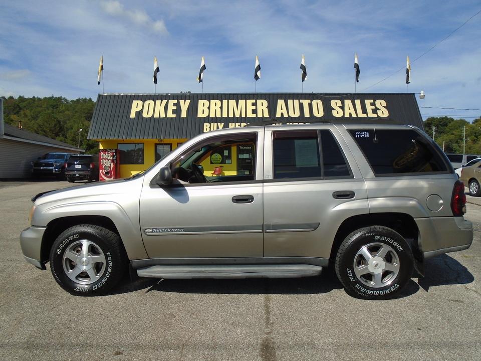 2002 Chevrolet TrailBlazer  - 7118  - Pokey Brimer