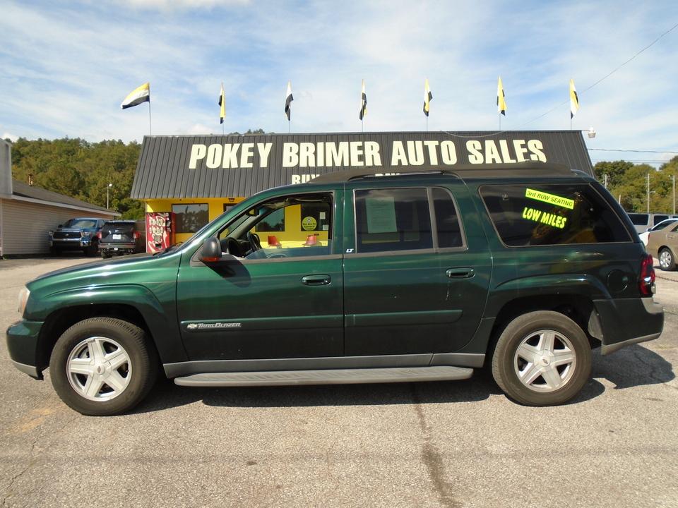 2003 Chevrolet TrailBlazer  - 7306  - Pokey Brimer