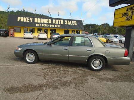 2001 Mercury Grand Marquis  for Sale  - 7523  - Pokey Brimer