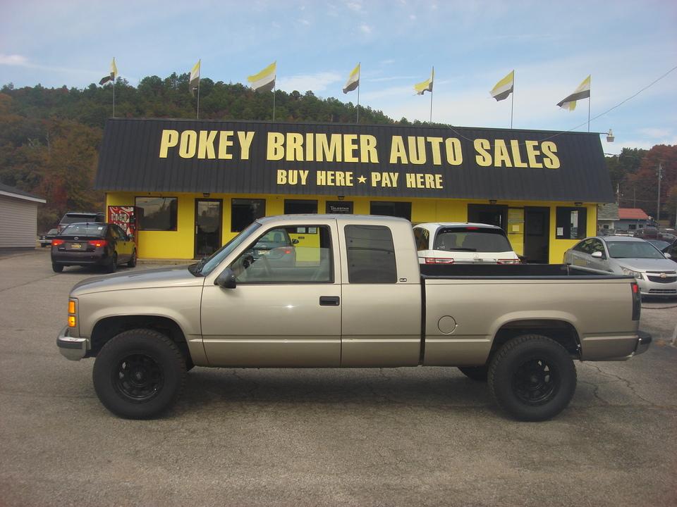 1999 GMC Sierra 1500  - Pokey Brimer