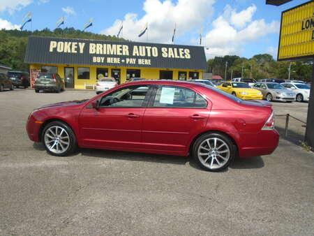 2008 Ford Fusion  for Sale  - 7602  - Pokey Brimer