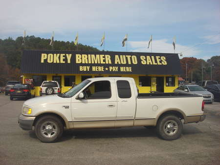 2000 Ford F-150  for Sale  - 6307  - Pokey Brimer