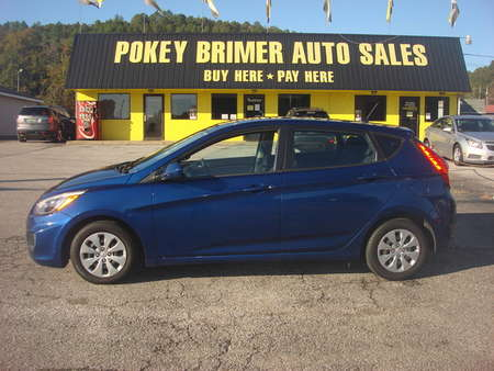 2017 Hyundai Accent  for Sale  - 7116  - Pokey Brimer