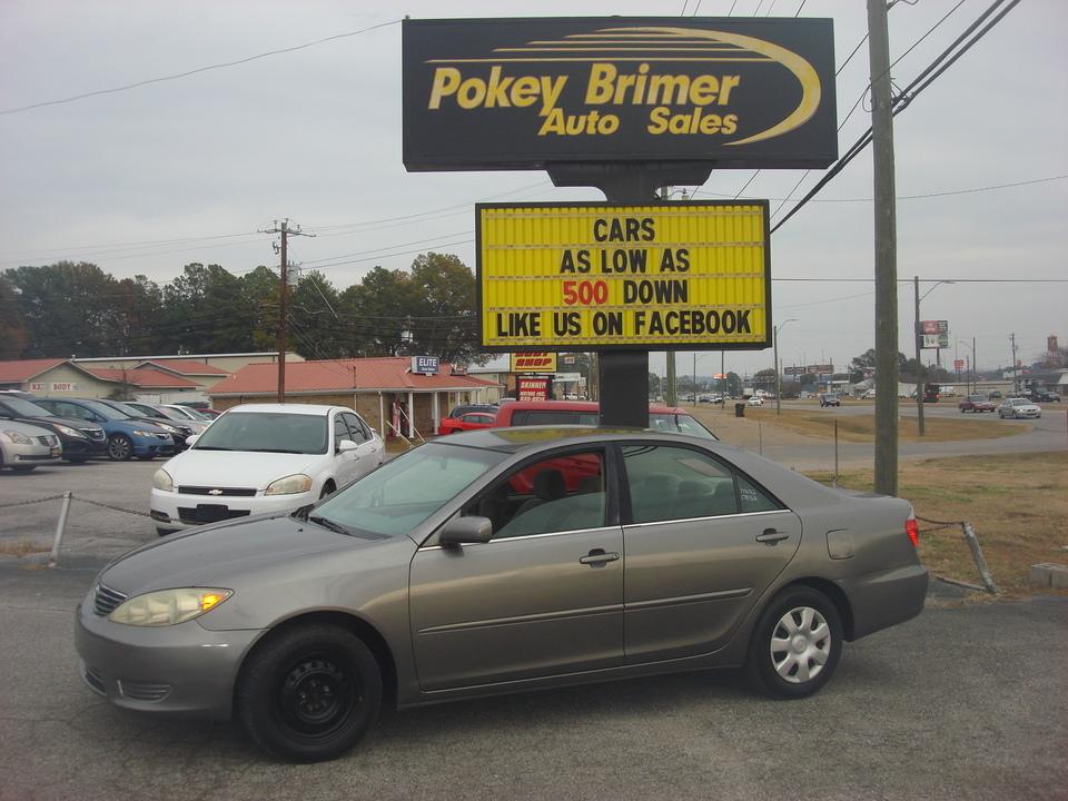 2005 Toyota Camry  - Pokey Brimer