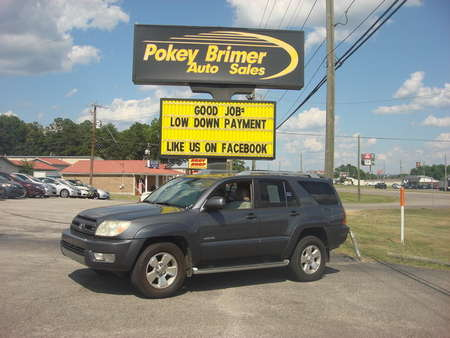 2003 Toyota 4Runner  for Sale  - 6769  - Pokey Brimer