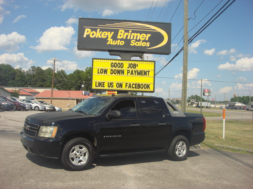 2007 Chevrolet Avalanche  - Pokey Brimer
