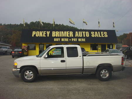 2000 GMC Sierra 1500 Pickup Extended Cab Short Bed  for Sale  - 6997  - Pokey Brimer