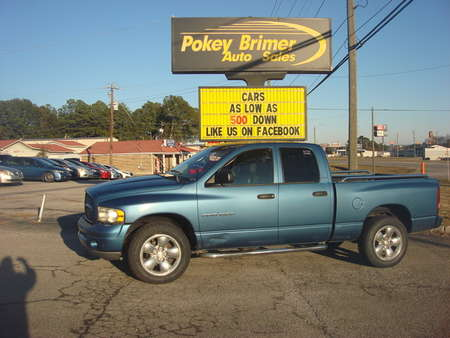 2002 Dodge RAM 1500 QUAD  for Sale  - 7019  - Pokey Brimer