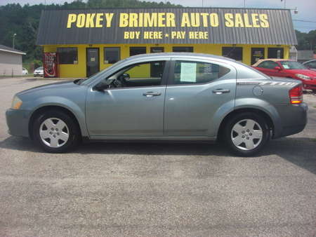 2010 Dodge Avenger  for Sale  - 6657RA  - Pokey Brimer