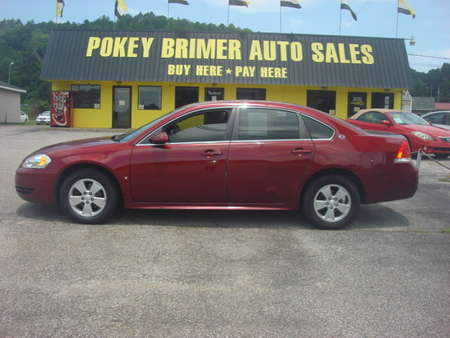 2009 Chevrolet Impala  for Sale  - 6273RA  - Pokey Brimer