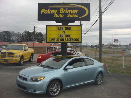 2007 Scion tC  for Sale  - 6873  - Pokey Brimer